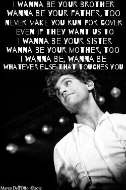 "Mika - ""Touches You"""