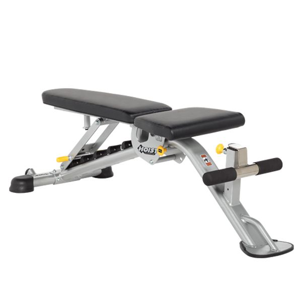 Crosstrainer Ausdauertraining Tunturi Pure Kraft Weight Bench