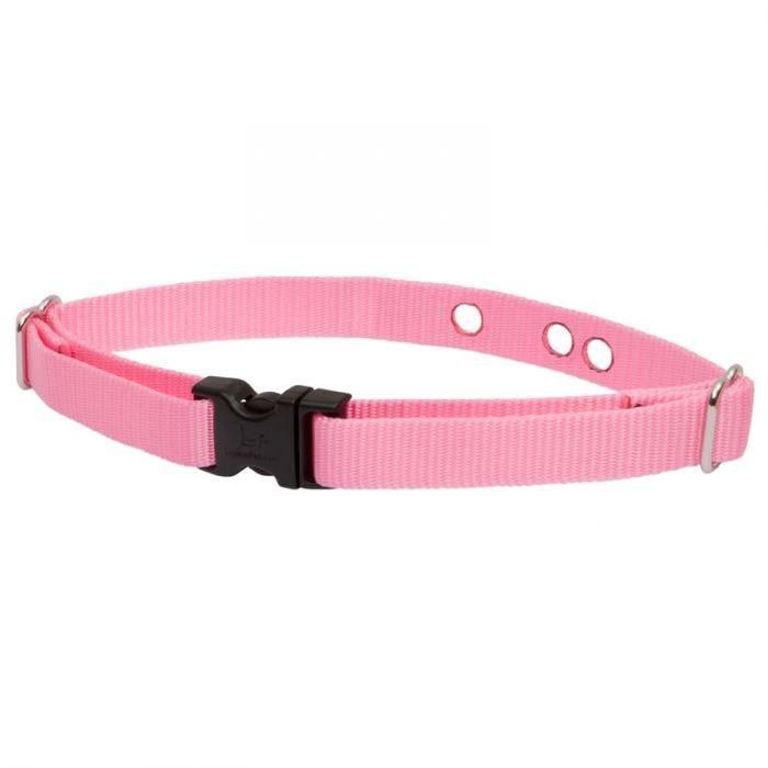 Solid Underground Fence Collar Pink Collar Solid Hiking Gear