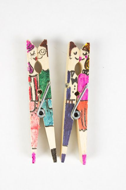 3783 best images about simple kids craft ideas on for Mini clothespin craft ideas