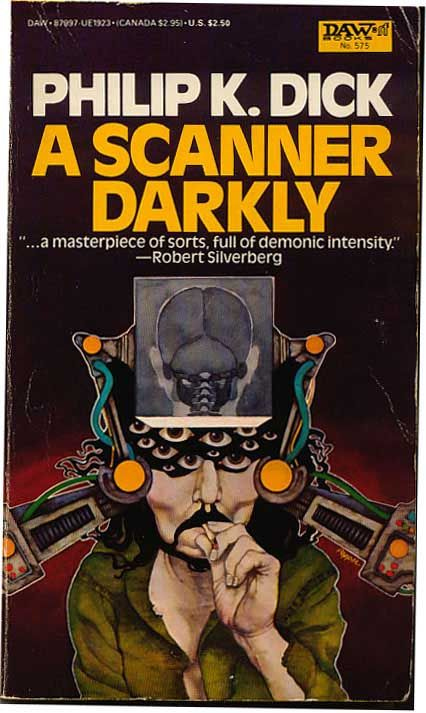 A Scanner Darkly by Phillip K. Dick ~ With optimal health often comes clarity of thought. Click now to visit my blog for your free fitness solutions!