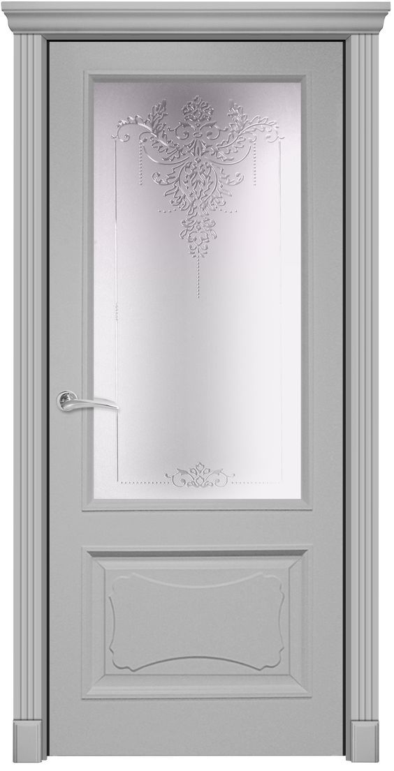 Двери Fineza Puerta : Эмаль-глосс : PO Neapol 2