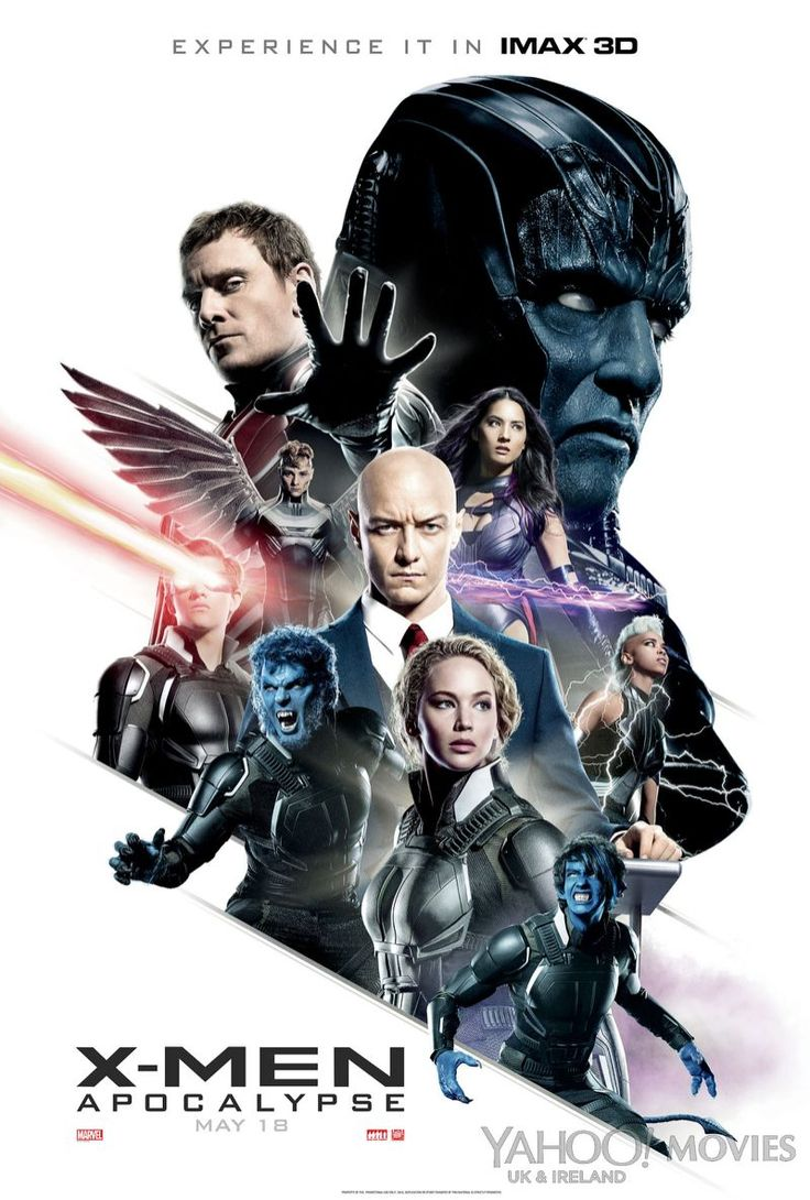 X Men Apocalypse Launches With 103 3 Million Apocalypse Movies Xmen Apocalypse X Men Apocalypse