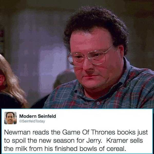Modern Seinfeld is the best Seinfeld - Imgur
