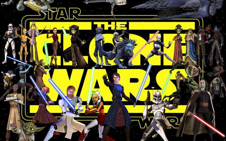 Star Wars: A Guerra dos Clones Wallpaper # 22936
