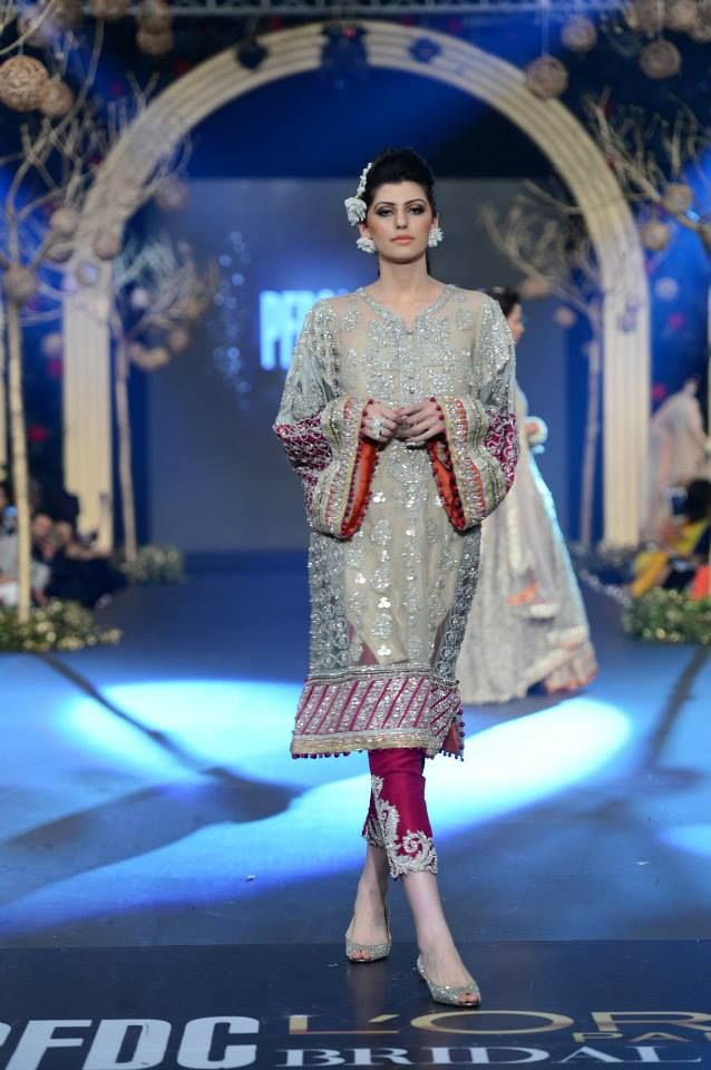 PFDC L'Oreal Bridal Fashion Week 2013 - Elan [The Sultanate]