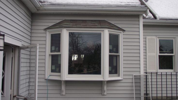 25 Best Ideas About Bay Window Exterior On Pinterest