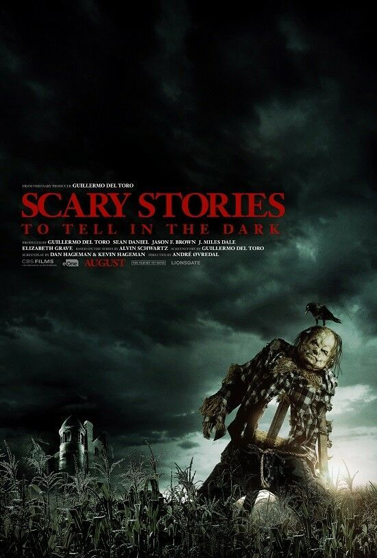 Details about Scary Stories to Tell in the Dark Poster 2019 Horror