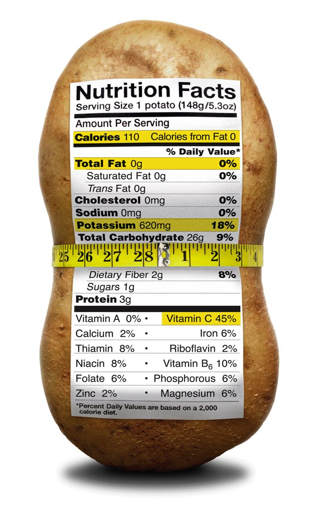 Saving Time with Char: The Mighty Potato - The Engine 2 Diet