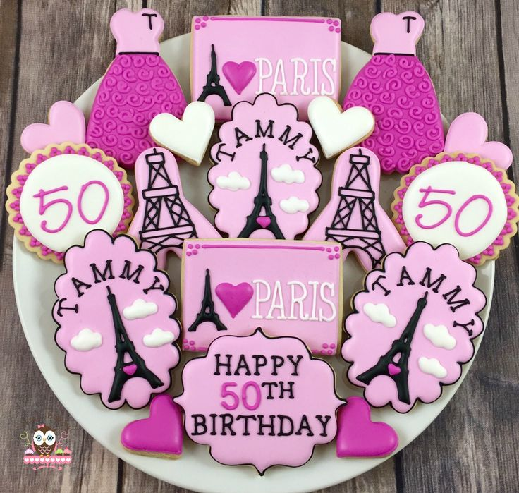 45 Best Images About Birthday Cookies On Pinterest