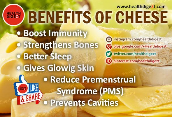 benefits of cheese
