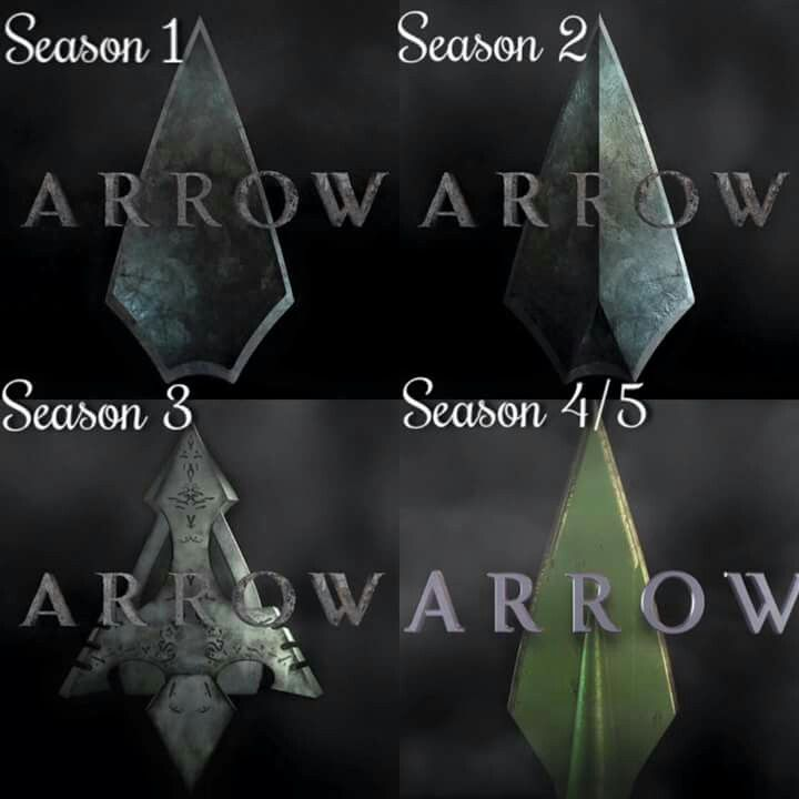 I like the season 2 arrow