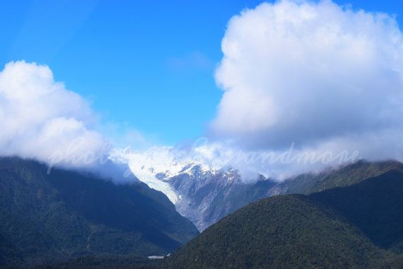 Instant Download JPG New Zealand Mountains by photographicsandmore