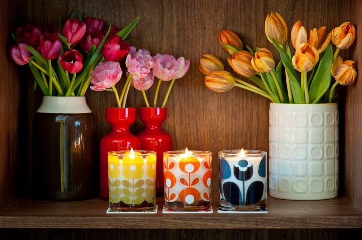 Orla Kiely Home Fragrances - Image courtesy of Orla Kiely