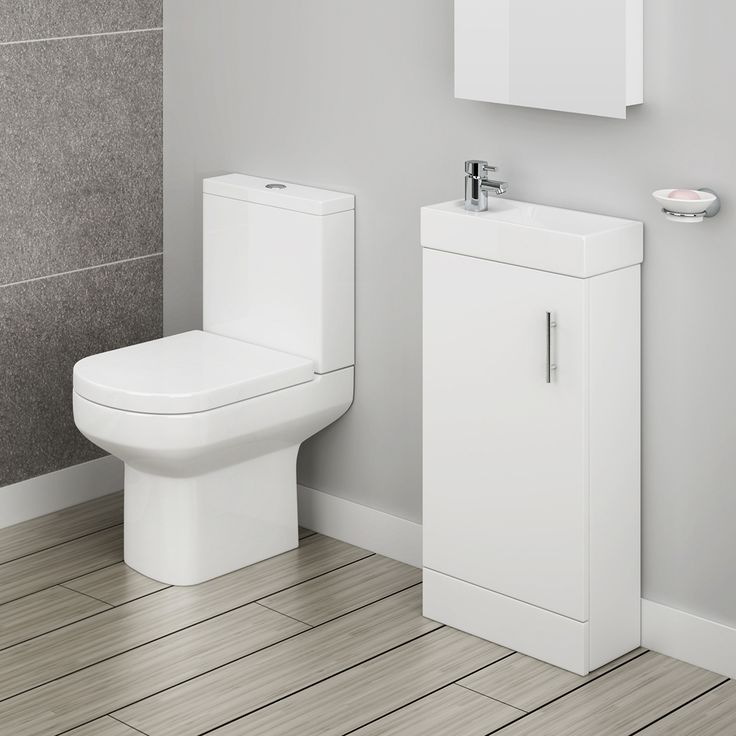 Shop the stylish Minimalist Floor Standing Cloakroom Suite. Ideal for contemporary settings. Now available online at Victorian Plumbing.co.uk.