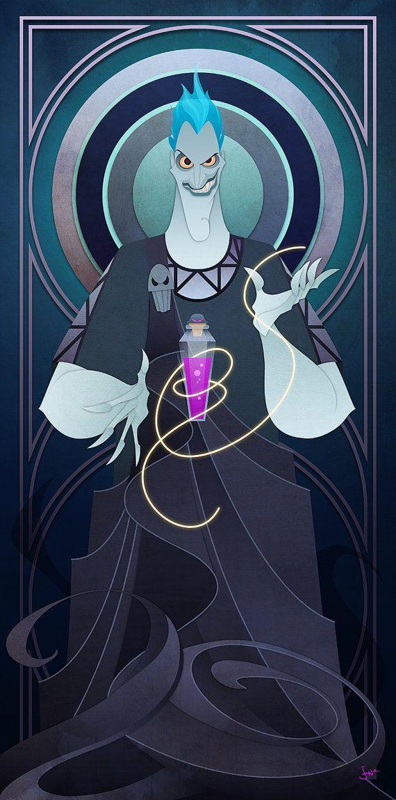 Serie di Disney Villains - Hades