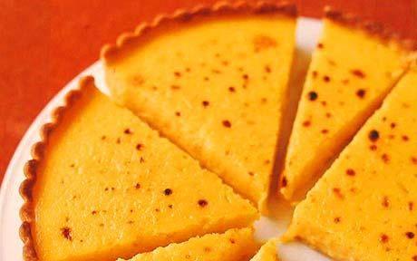 Theo Randall's lemon tart recipe