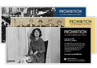 PROHIBITION is a three-part, five-and-a-half-hour documentary film series directed by Ken Burns and Lynn Novick that tells the story of the rise, rule, and fall of the Eighteenth Amendment to the U.S. Constitution and the entire era it encompassed.