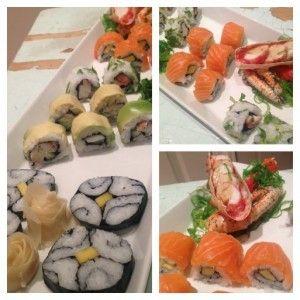 Hvordan lykkes med sushi? Tips fra MAGmeg.no