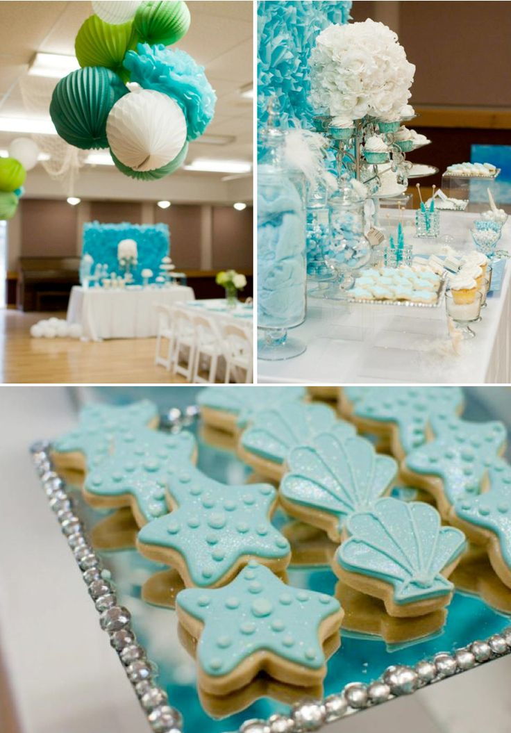65 best images about beach themed baby shower on pinterest sea