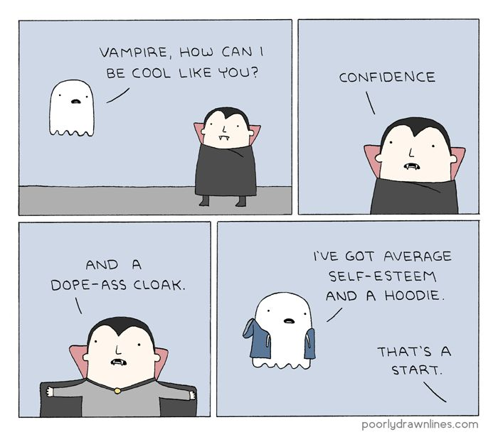 Tastefully Offensive on Tumblr, pdlcomics:   Cool Vampire