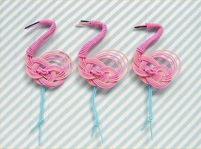 【水引】って知ってる?ご祝儀袋につける飾り紐の、簡単可愛い結び方特集*にて紹介している画像