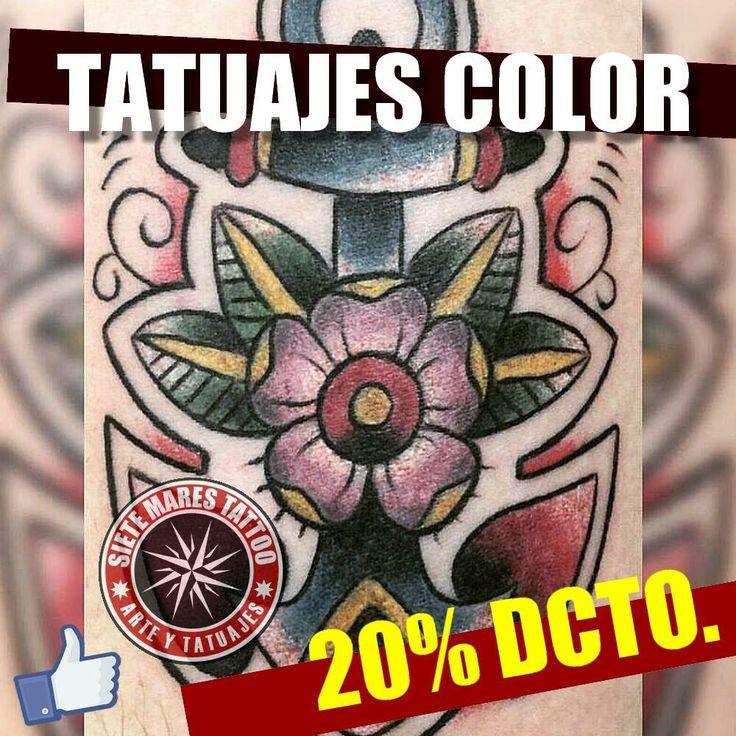 Locales de tatuajes en Santiago Oferta Tatuajes color +56972267463