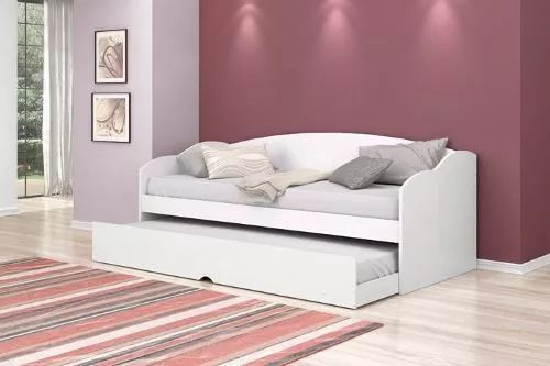 Bicama Baba Estilo Sofa Solteiro Sem Colchão - R$ 329,99