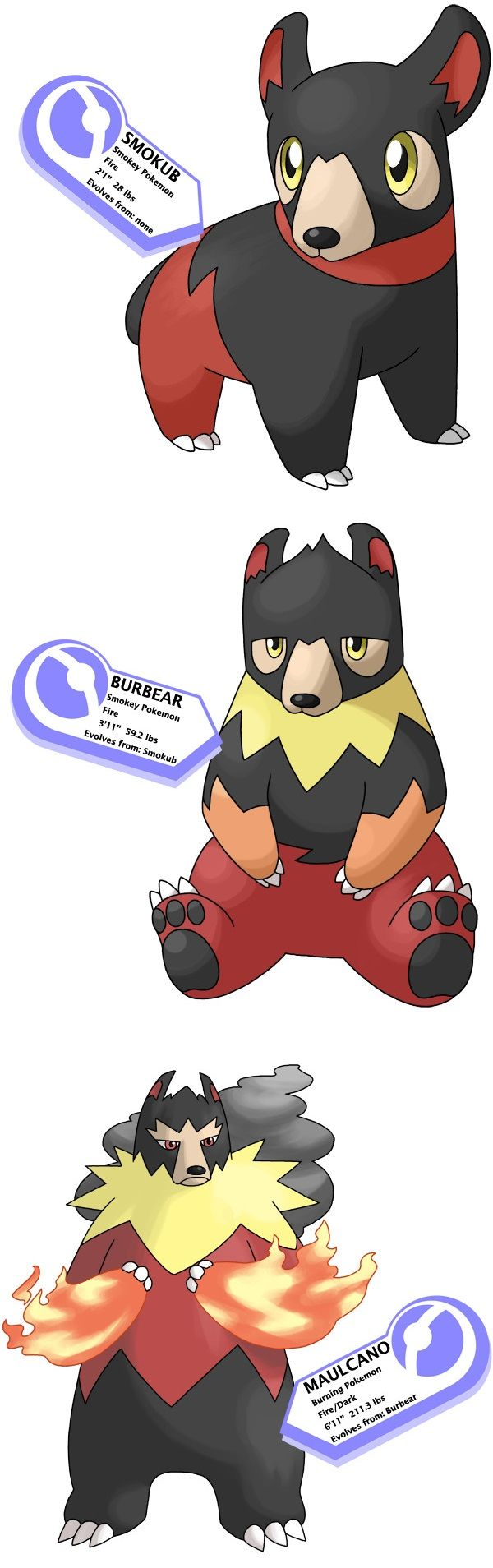 Fakemon - I want this to be a thing can I has the thing!?!?!?