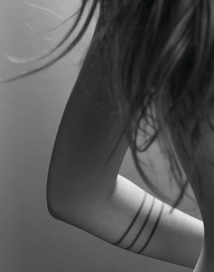http://tattooideas247.com/thin-ink-bands/ Thin Ink Bands #ARM, #Bands, #Black…