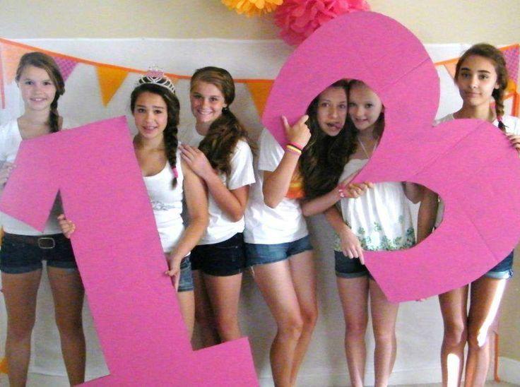 Sweet 13 Photoshoot Spa Birthday Party Ideas