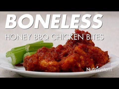 Honey BBQ Chicken Bites Recipe   The Leaf Nutrisystem Blog