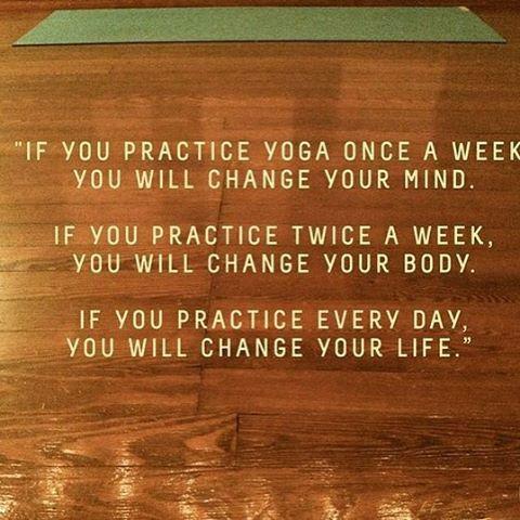 DownDog Inspirations: If you practice yoga...