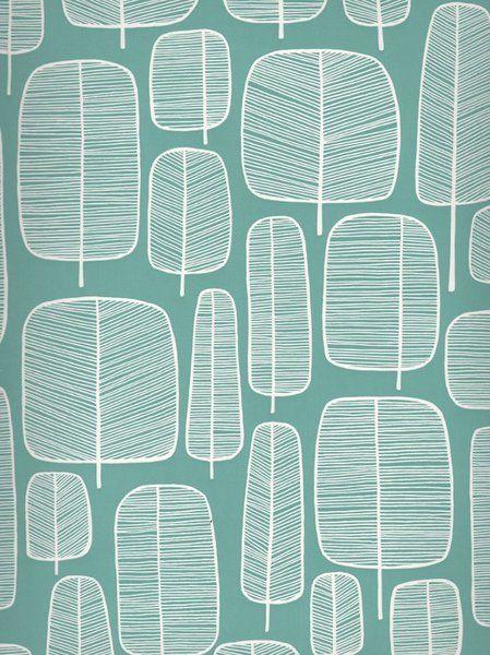 Little Trees Aquamarine MISP1045 - Seinäruusu - Verkkokauppa