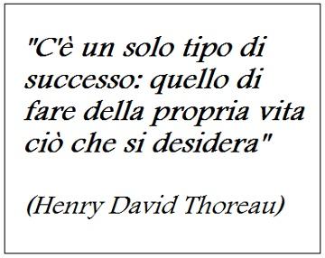 Henry David Thoreau #aforismi #frasicelebri