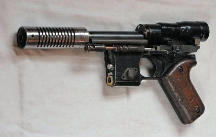 Custom Star Wars blasters??? - Page 2