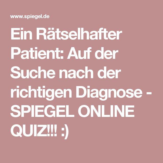 Spiegel Online Quiz