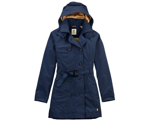 We wanted to design a classic women's trench coat that can be worn for fashion in the sunshine and offer complete waterproof protection in the rain. With raglan sleeves, a flattering waist belt and detachable hood, this women's raincoat complements your ensemble to keep you dry in style.