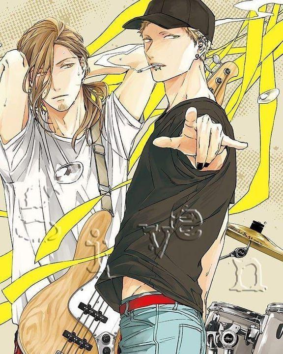 imagenes y ships de Given 3🍃 Parejas de anime manga