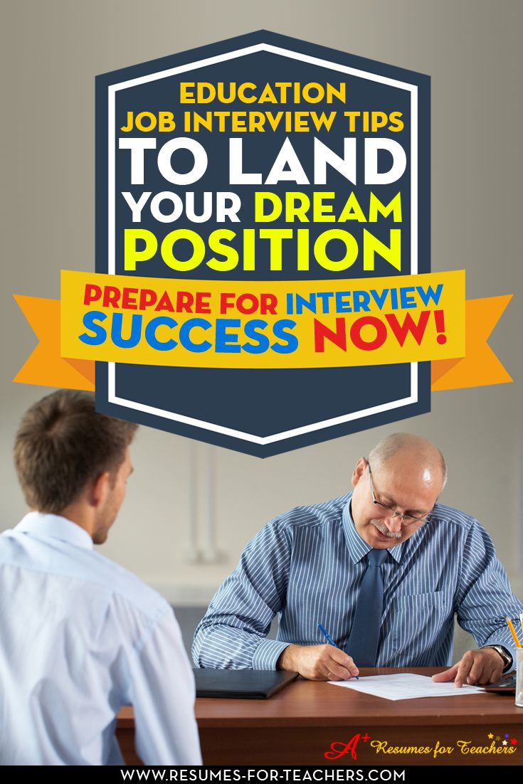 Extensive Teacher Job Interview Tips To Secure Your Dream Education Job  Learn How To Prepare For