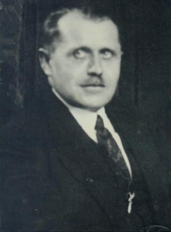 Alois Moravec. Photo from: http://www.ceskatelevize.cz/porady/10350893065-heydrich-konecne-reseni