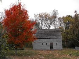 Thomas Clemence House, Rhode Island, 1679.