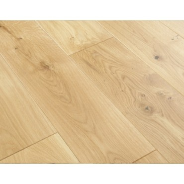 Natural Unfinished Oak Flooring