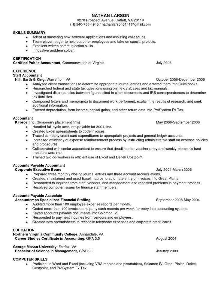 Resume Templates Quora Resume templates, Best resume