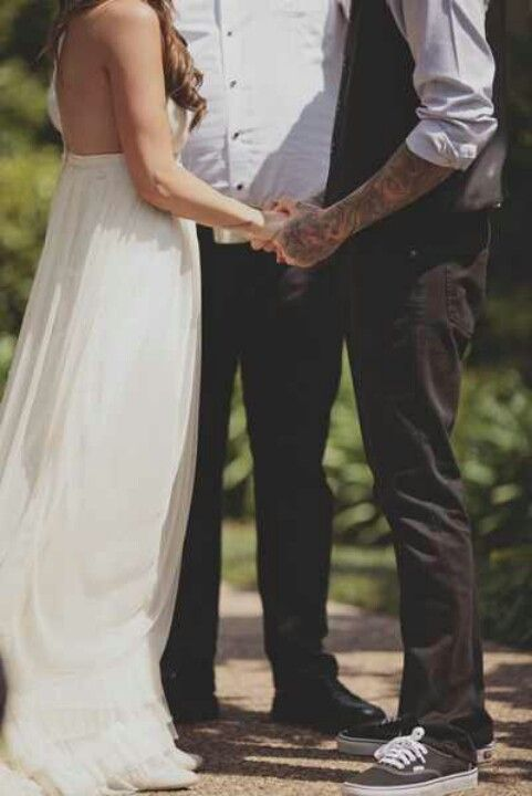I think our wedding will look something like this.. :)