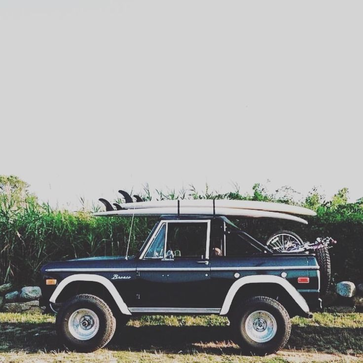 25+ Best Ideas About Bronco Car On Pinterest