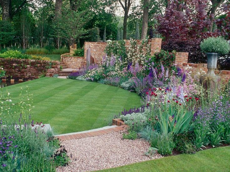 These Smashing Backyard Ideas Are Hot And Happening: 89 Best Images About Landscaping For A Slope On Pinterest