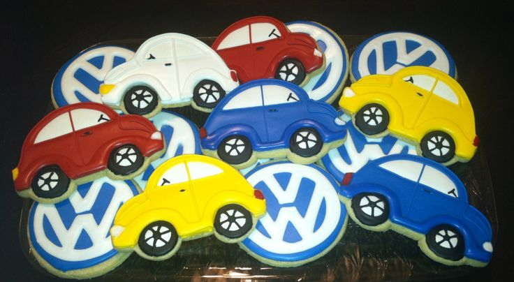 Volkswagen Platter! -The Silver Scoop