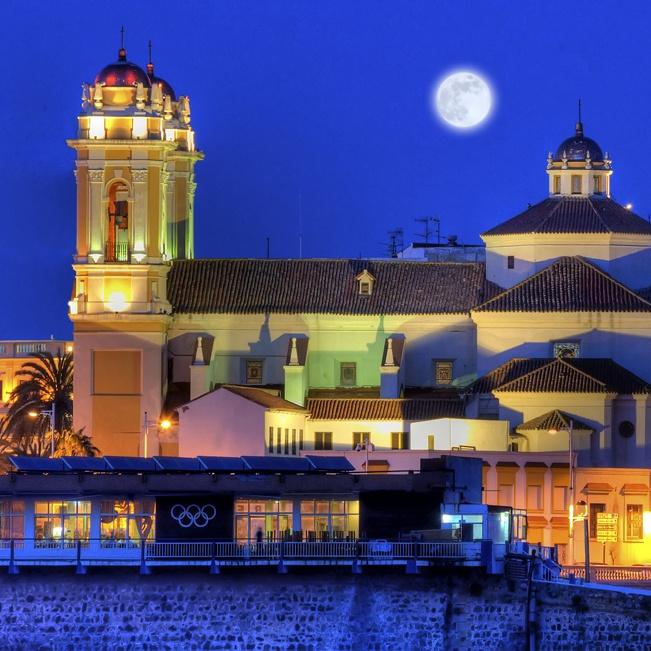 Catedral de Ntra. Sra. de la Asunción, Ceuta, Spain