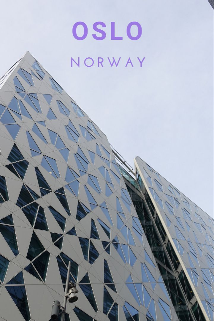 The Oslo Blog Life In Norway S Guide To The Norwegian Capital Norway Oslo Norway Travel